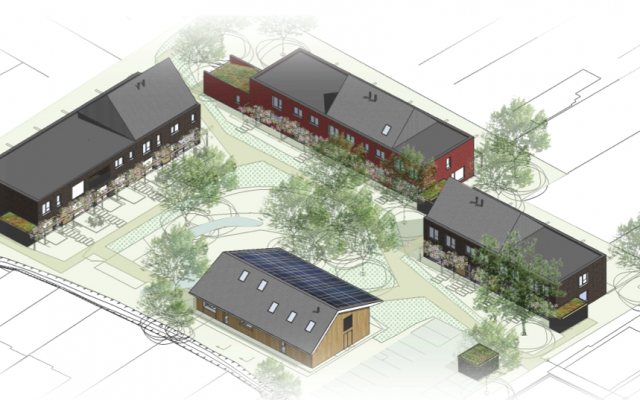cohousing project de kerselaar te oostakker
