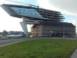 het havenhuis te antwerpen